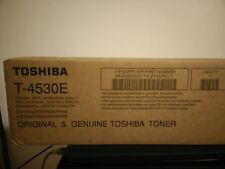 Toshiba t-4530e Cartouche de toner noir E-studio 255 305 355 455 neuf authentiqu