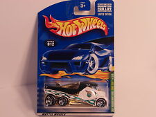 2001 HW Hotwheels TH Treasure Hunt CABIN' FEVER