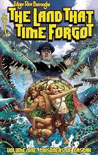 Edgar Rice Burroughs THE LAND THAT TIME FORGOT VOL #1 TPB American Mythology TP