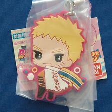 Boruto Ng - Rubber Strap Mascot - Naruto Sasuke Chochou Mitsuki Sarada Shikadai