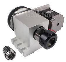 Hollow Shaft Router 4th Achse A Axis ER32 Collet 3-20mm CNC Graviermaschinen