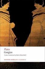 Oxford World's Classics: OXFORD WORLD'S CLASSICS: GORGIAS by Plato (2008, Paperb