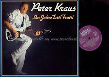 LP-- PETER KRAUS IM JAHRE TUTTI FRUTTI