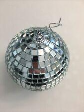 Spiegelkugel 10 cm Diskokugel Mirrorball Discokugel Echtglasfacetten