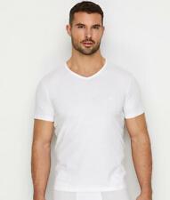 Emporio Armani Pure Cotton V-Neck T-Shirt 3-Pack - Men's