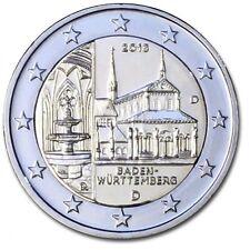 Deutschlan 2013  2€  Kloster Maulbrunn  D  unz +gekapselt.