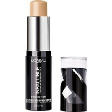 LOREAL Paris Infallible Longwear Foundation Shaping Stick SHELL BEIGE 404