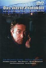 Das vierte Protokoll mit Michael Caine, Pierce Brosnan, Ned Beatty, NEU OVP DVD