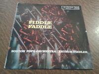 33 tours arthur fiedler et le boston pops orchestra fiddle faddle