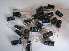 Kondensatoren 85C ROE Roederstein 100uF 100µF 25V EKO Electrolytic Capacitors