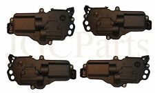 4 Ford Door Lock Motor Actuators Set 2 Left / 2 Right - NEW F250 F350 Excursion