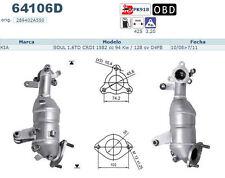Pot catalytique Kia SOUL 1.6TD CRDI 1582cc 94Kw/128cv D4FB 10/08>7/11, Magnaflow