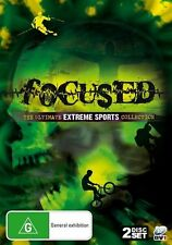 Focused - The Ultimate Extreme Sports Collection (DVD, 2009, 2-Disc Set)