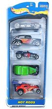 HOT WHEELS HOT RODS 5 CAR GIFT PACK 1:64 SCALE