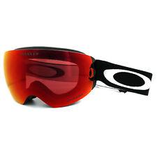 Oakley Ski Snow Goggles Flight Deck XM OO7064-39 Matt Black Prizm Torch Iridium