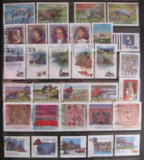 31 Used Canada Stamps from 1993