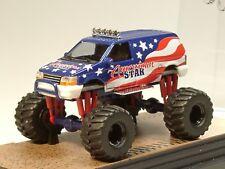 Busch Monstertruck Dodge Ram Van STARS & STRIPES - PC 44657 - 1:87