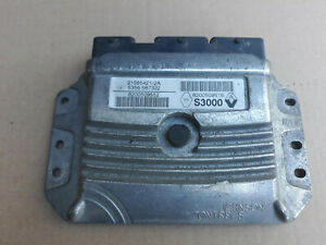 215854212A 5356587322 Renault Megane II Senic ECU Engine Computer