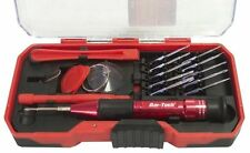 17pc Precision teléfono móvil y PC Computadora Mini/Micro Destornillador de herramientas de reparación