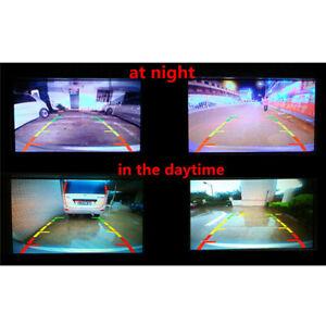 Universal Car 170° Rear View Camera Reverse Cam Kit Waterproof