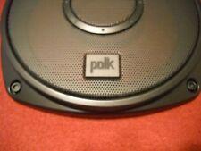 New listing Single 7x7 Polk Audio Car Speaker Cover