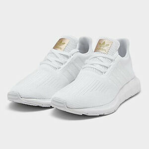 Adidas Swift Run Women's Athletic Trainers Running Shoe White Gym Casual Sneaker