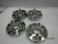 SET OF 4 FORD WHEEL SPACERS 5 on 4-1/2''  1'' THICK MOPAR MUSTANG CHARGER CUDA