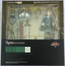 MAX FACTORY FIGMA No.320 TWILIGHT PRINCESS DX EDITION VERSION LINK ACTION FIGURE