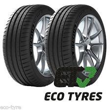 2X Tyres 225 40 ZR18 92Y XL Michelin Pilot Sport4 C A 71dB