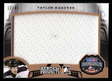 2015-16 ITG Heroes and Prospects Top Prospects Taylor Raddysh  #12/45 JERSEY