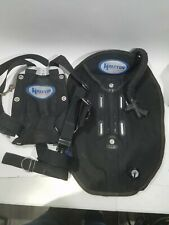 Halcyon Pioneer 36 Diving BCD Wing & Aluminum Backplate w Harness 36 Pounds Lift