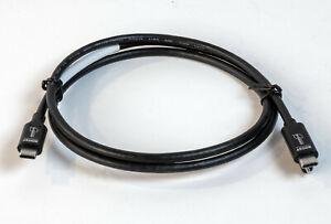 USB 3.1 Kabel Typ C auf Typ C (10Gbit/s / 60W)