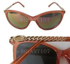 New GUESS GF0307 Pink/Multi-color Mirror Womens Sunglasses $75.00
