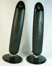 Pair of (2) SAMSUNG PS-FX715 Front Tower Speakers for Home Theater Systems