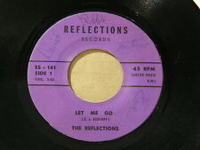"REFLECTIONS LITTLE BIT MORE orig US G45 GARAGE PUNK 7"" 45"