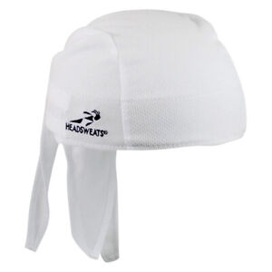 Headsweats Coolmax Classic Clothing Bandana H/s Wht 14