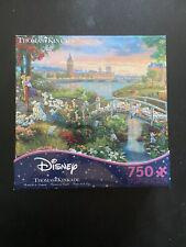 Thomas Kinkade Disney 101 Dalmations Jigsaw Puzzle - 750 Pieces Ceaco
