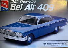 1962 62 Chevrolet Bel Air 409 Amt 1/25 Pre Painted *Excellent* Impala 63 64 Ss