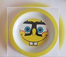 SpongeBob Schwammkopf flacher Teller  Geschenkidee NEU 1- teilig