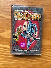 Bettie Rocket Presents SkaCraze Cassette