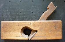 27 mm breites PREMIUM Hobeleisen Cepillo de Carpintero Simshobel Doble con Wei/ßbuchen Suela