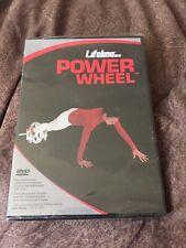 Lifeline Usa: Power Wheel Sealed Dvd Exercise