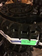 """New Composit Talon T45 snowmobile track 128 X 15 X 1.77"""" Lug Fully Clipped 2 Ply"""