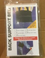 JSP Lower Back Support With Braces XL