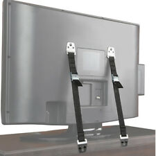 Anti Tip Flat Screen TV Saver Straps Safety Wall/Furniture Restraint Anchor