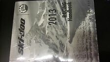 2013 Ski-Doo Racing Handbook - #484801054