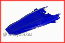 Parafanghi e paraspruzzi blu Yamaha per moto