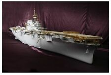 1/200 USS CV-8 HORNET DX PACK with FULL WOODEN DECK for Trumpeter #MD20007
