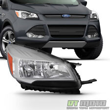 2013-2016 Ford Escape Factory Halogen Style Headlight Headlamp RH Passenger Side