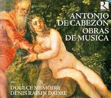 Cabezon: Obras De Musica, New Music